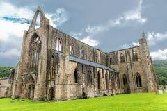 Abadía de Tintern, País de Gales, Reino Unido Imagen de archivo libre de regalías