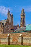 Abadía de Tongerlo, Bélgica Imagen de archivo