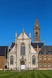 Abadía de Tongerlo, Bélgica Imagenes de archivo