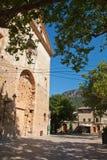 Abadía de Valdemossa Imagen de archivo libre de regalías