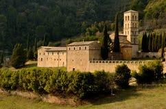 Abadía de Valle del della de San Pedro Fotografía de archivo libre de regalías