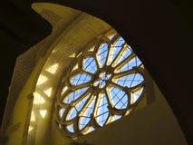 Abadía de Valvisciolo Fotos de archivo