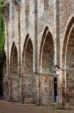 Abadía de Vaux de Cernay Fotos de archivo libres de regalías