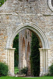 Abadía de Vaux de Cernay Fotos de archivo
