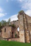 Abadía de Vaux de Cernay Imagen de archivo
