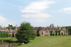 Abadía de Vaux de Cernay Imagenes de archivo