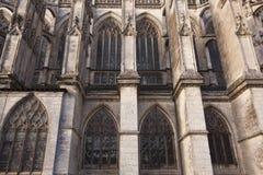 Abadía de Vendome Foto de archivo libre de regalías
