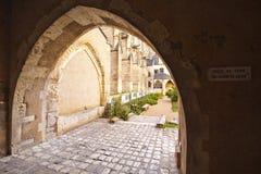 Abadía de Vendome Imagen de archivo