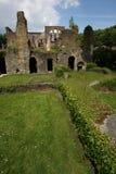 Abadía de Villers Foto de archivo