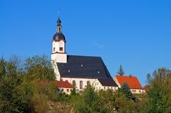 Abadía de Wechselburg Imagen de archivo