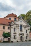 Abadía de Weltenburg, Alemania Imagenes de archivo