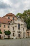 Abadía de Weltenburg, Alemania Foto de archivo