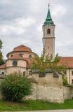 Abadía de Weltenburg, Alemania Imagen de archivo libre de regalías