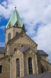 Abadía de Werden Imagen de archivo