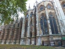 Abadía de Wesminster Imagen de archivo libre de regalías