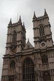 Abadía de Wesminster, Londres Imágenes de archivo libres de regalías