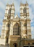 Abadía de Westminster. Foto de archivo libre de regalías