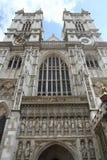 Abadía de Westminster Imagen de archivo libre de regalías
