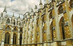 Abadía de Westminster. Fotos de archivo libres de regalías