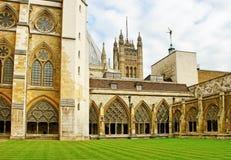 Abadía de Westminster. Foto de archivo