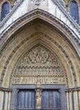Abadía de Westminster Foto de archivo