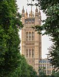 Abadía de Westminster Foto de archivo libre de regalías