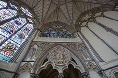 Abadía de Westminster Fotografía de archivo