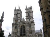 Abadía de Westminster al lado del palacio de Westminster Unido de Londres Reino Fotografía de archivo
