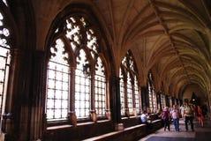 Abadía de Westminster, en la ciudad de Westminster, Londres, Imágenes de archivo libres de regalías