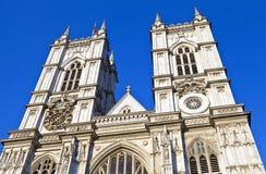 Abadía de Westminster en Londres Fotos de archivo libres de regalías