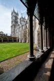 Abadía de Westminster en Londres Imagen de archivo libre de regalías