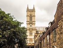 Abadía de Westminster en Londres (hdr) Fotografía de archivo libre de regalías