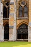 Abadía de Westminster en Londres, Inglaterra, Reino Unido Fotos de archivo libres de regalías