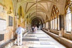 Abadía de Westminster en Londres, Inglaterra, Reino Unido Fotos de archivo