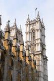 Abadía de Westminster en Londres, Inglaterra, Reino Unido Imagen de archivo libre de regalías