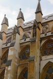 Abadía de Westminster en Londres, Inglaterra, Reino Unido Foto de archivo libre de regalías