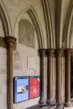 Abadía de Westminster en Londres, Inglaterra, Reino Unido Fotografía de archivo libre de regalías