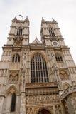 Abadía de Westminster en Londres, Inglaterra, Reino Unido Fotografía de archivo