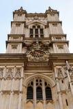 Abadía de Westminster en Londres, Inglaterra, Reino Unido Imágenes de archivo libres de regalías