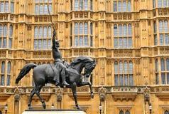 Abadía de Westminster en Londres, Reino Unido Fotografía de archivo libre de regalías