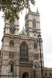 Abadía de Westminster en Londres, Reino Unido Foto de archivo libre de regalías