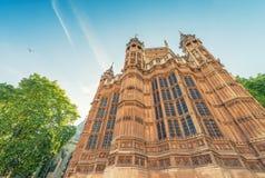 Abadía de Westminster, formalmente titulada la iglesia colegial de St P Fotos de archivo