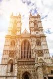 Abadía de Westminster (la iglesia colegial de San Pedro en Westmins Fotos de archivo