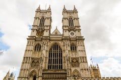Abadía de Westminster (la iglesia colegial de San Pedro en Westmins Fotografía de archivo