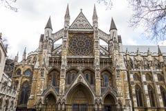 Abadía de Westminster (la iglesia colegial de San Pedro en Westmins Fotos de archivo libres de regalías