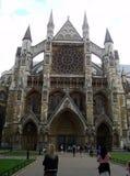 Abadía de Westminster Londres imagen de archivo libre de regalías