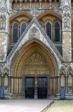 Abadía de Westminster Londres Imagenes de archivo