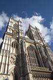Abadía de Westminster, Londres. Foto de archivo libre de regalías