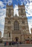 Abadía de Westminster, Londres Fotografía de archivo