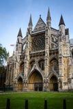 Abadía de Westminster, Londres - entrada lateral Fotografía de archivo libre de regalías